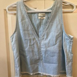Wilfred Cropped tank-XS